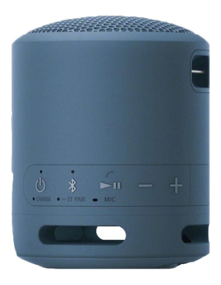 Extra Bass Wireless Speaker Blue SRSXB13L image 2