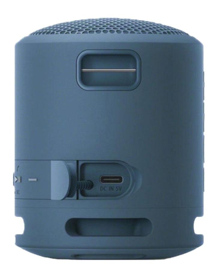 Extra Bass Wireless Speaker Blue SRSXB13L image 3