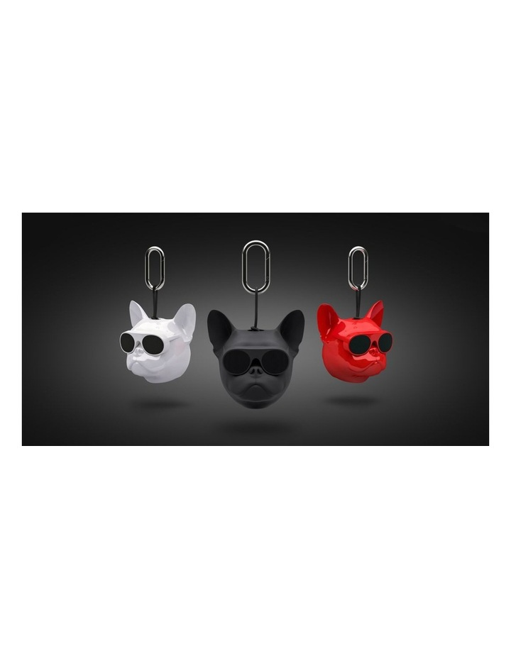 Aerobull Nano Portable Bluetooth Wireless Music Speaker Glossy Red ML 80125 image 3