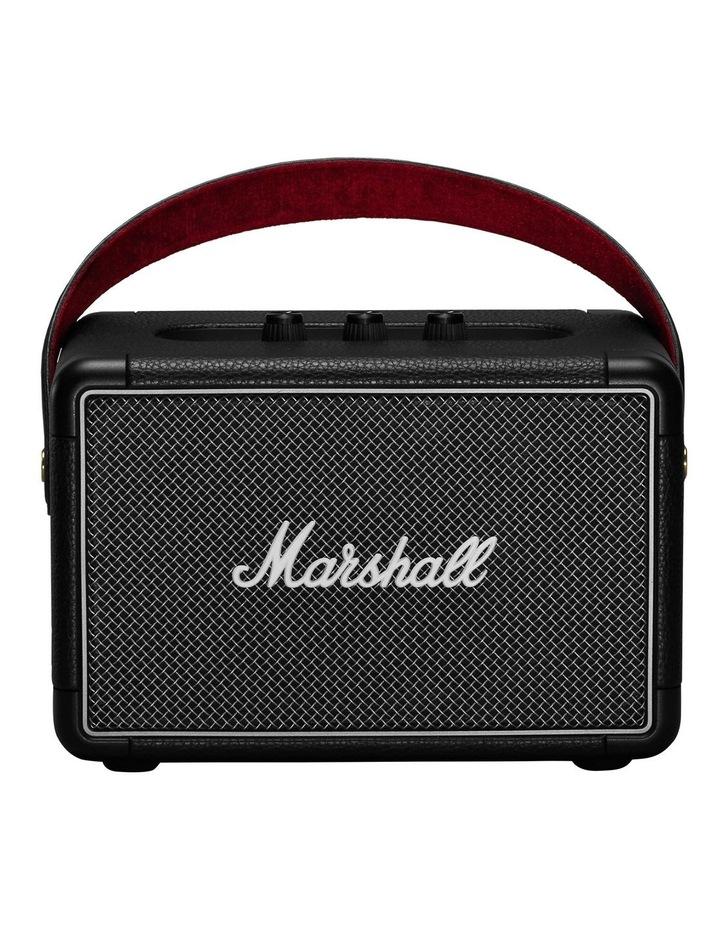 Kilburn II Portable Bluetooth Speaker In Black image 1