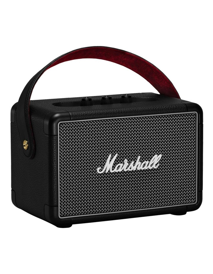 Kilburn II Portable Bluetooth Speaker In Black image 2