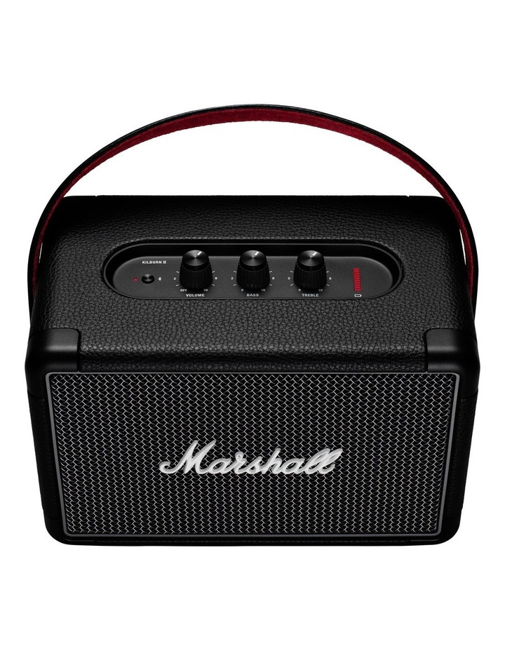 Kilburn II Portable Bluetooth Speaker In Black image 3