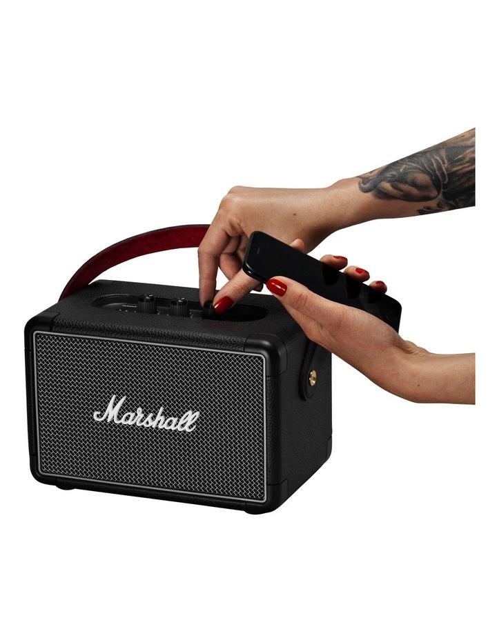 Kilburn II Portable Bluetooth Speaker In Black image 4