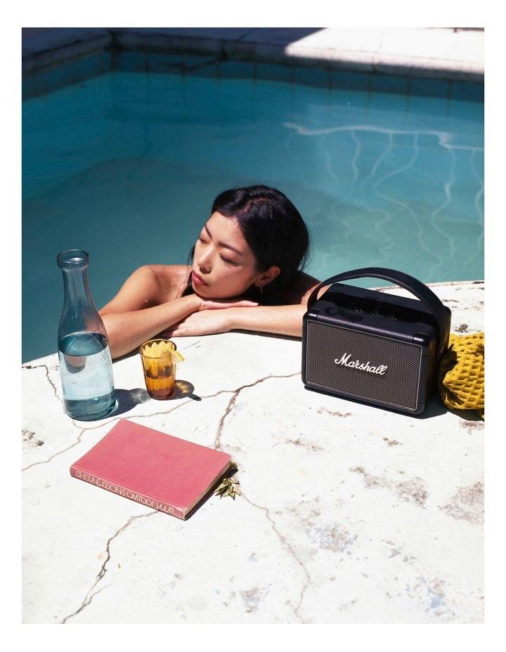 Kilburn II Portable Bluetooth Speaker In Black image 7