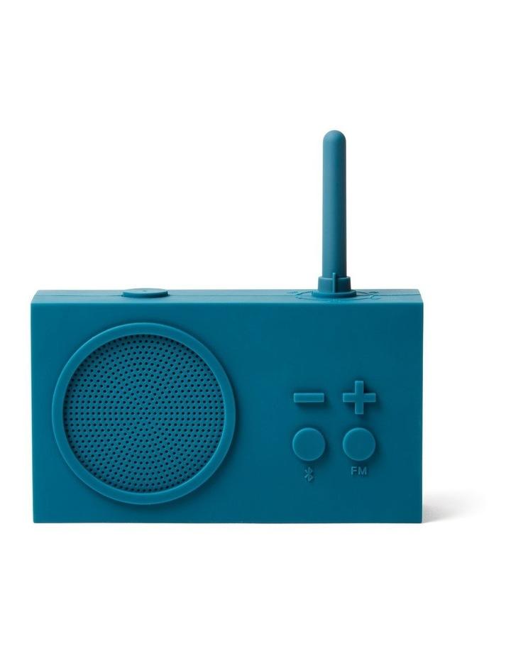Tykho 3 Duck Blue FM Radio 3W Bluetooth Speaker image 1