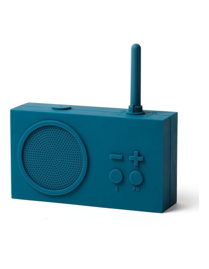 Tykho 3 Duck Blue FM Radio 3W Bluetooth Speaker image 2