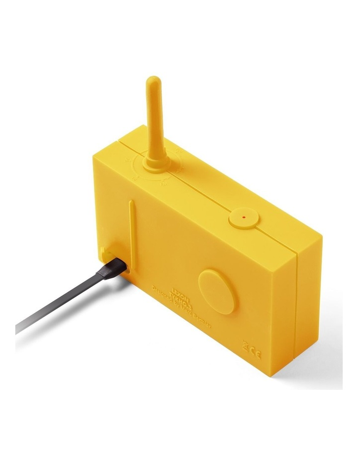 Tykho 3 Yellow FM Radio 3W Bluetooth Speaker image 3