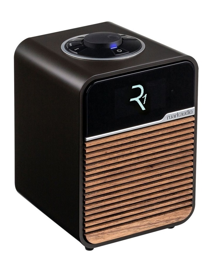 R1 Mk4 Espresso Deluxe Bluetooth Radio image 2
