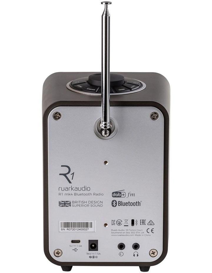 R1 Mk4 Espresso Deluxe Bluetooth Radio image 4