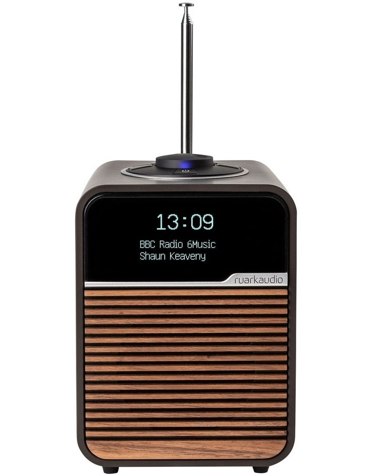 R1 Mk4 Espresso Deluxe Bluetooth Radio image 5