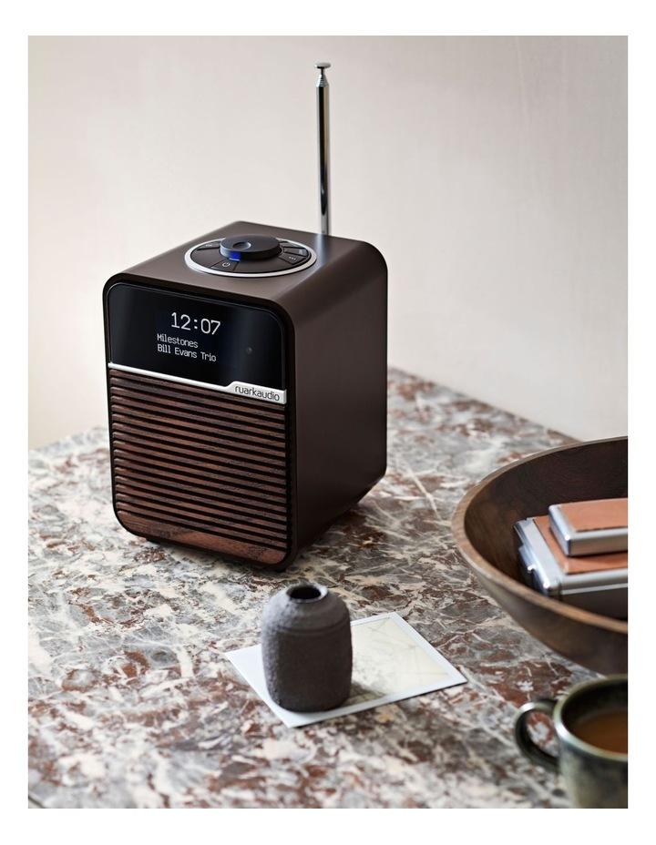 R1 Mk4 Espresso Deluxe Bluetooth Radio image 6