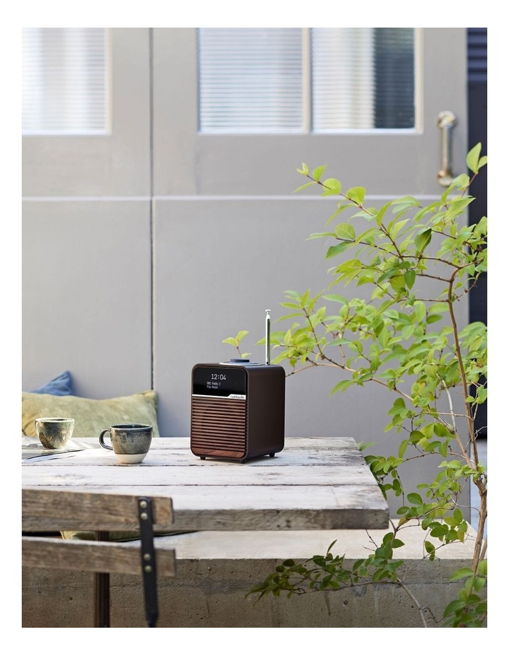 R1 Mk4 Espresso Deluxe Bluetooth Radio image 7