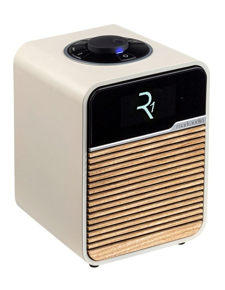 R1 Mk4 Deluxe Bluetooth Radio Light Cream image 2