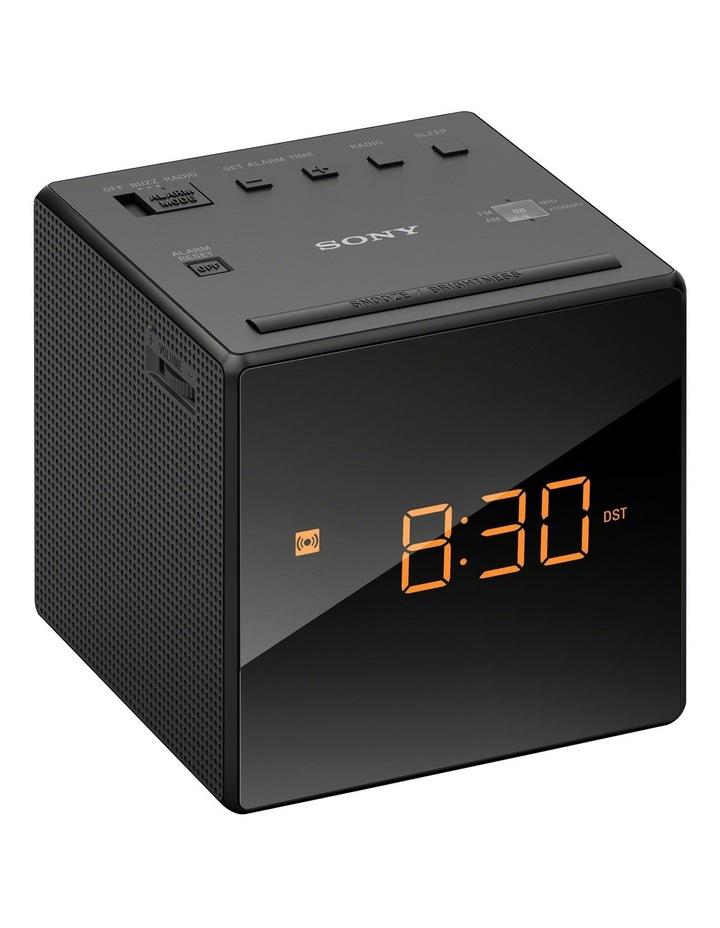 Alarm Clock Radio - Black image 1