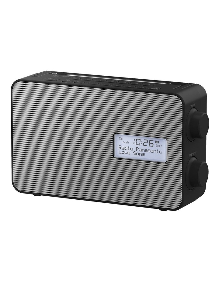 DAB  Digital Radio with Bluetooth Black RF-D30BTGN-K image 1