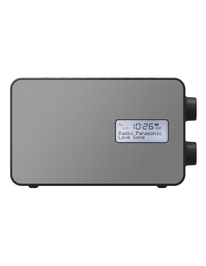 DAB  Digital Radio with Bluetooth Black RF-D30BTGN-K image 2