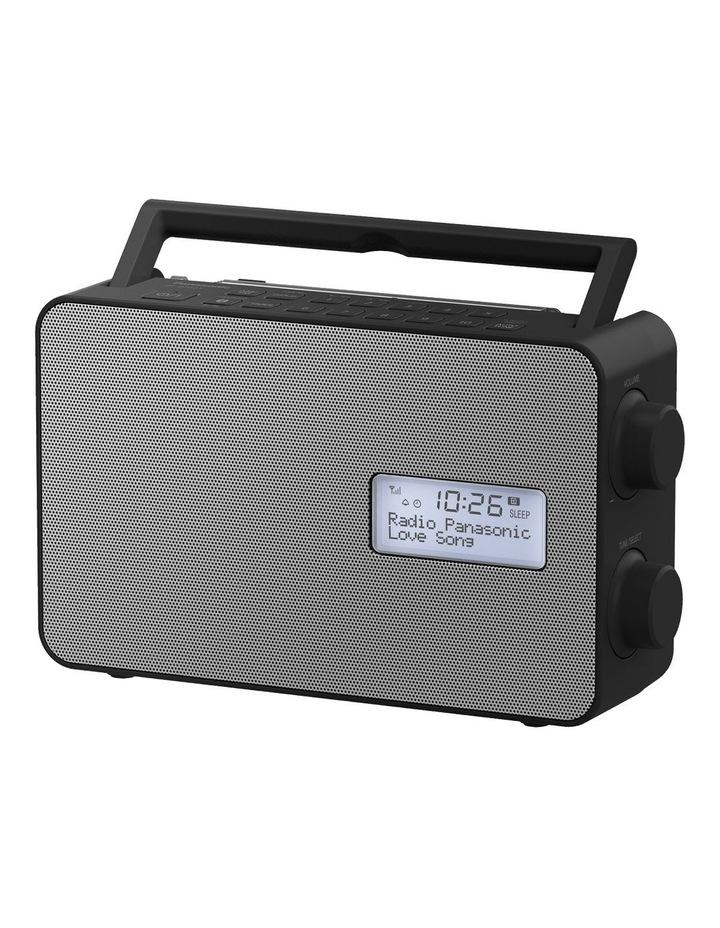 DAB  Digital Radio with Bluetooth Black RF-D30BTGN-K image 3