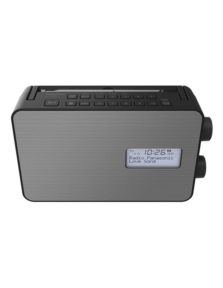 DAB  Digital Radio with Bluetooth Black RF-D30BTGN-K image 4
