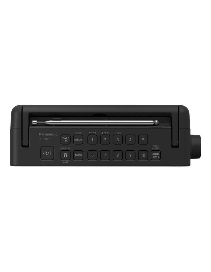 DAB  Digital Radio with Bluetooth Black RF-D30BTGN-K image 5