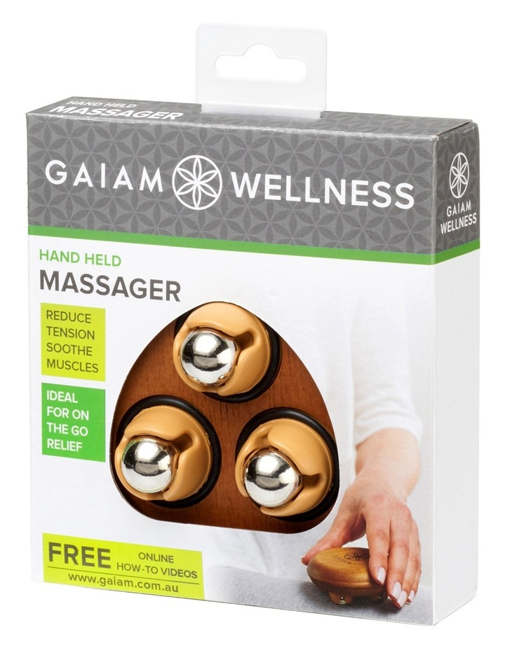 Wellness Hand-Held Massager | Gifts for Dad | Beanstalk Single Mums