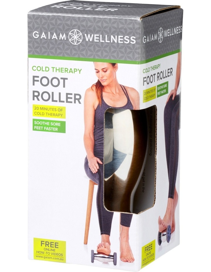 Wellness Cold Therapy Foot Roller image 1