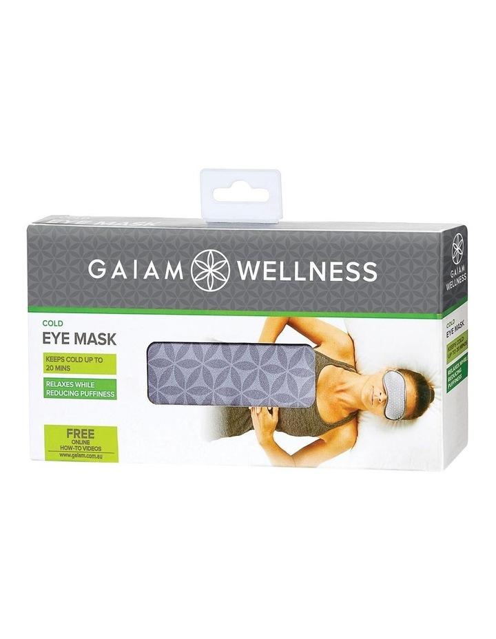 Wellness Cold Eye Mask - Grey image 1