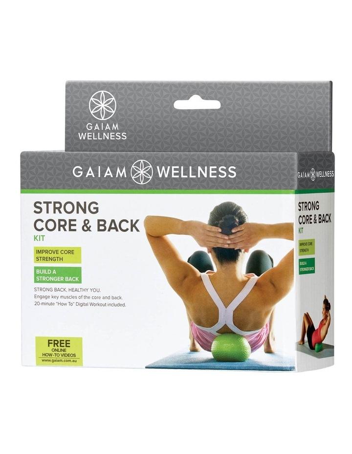 Wellness Strong Core & Back Kit image 1