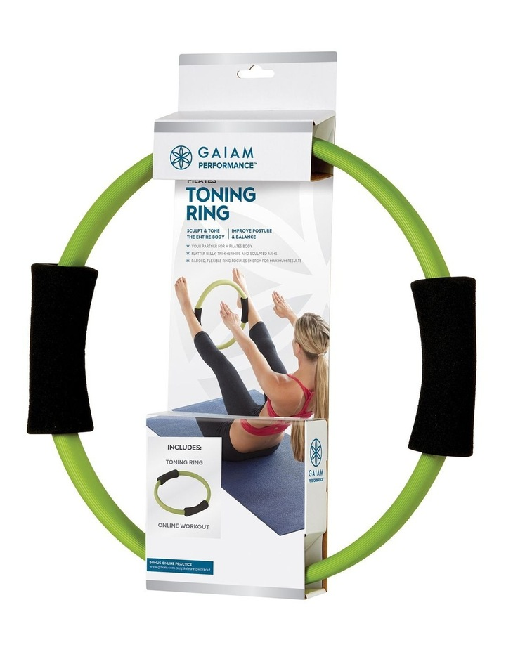 Pilates Toning Ring - Green image 1