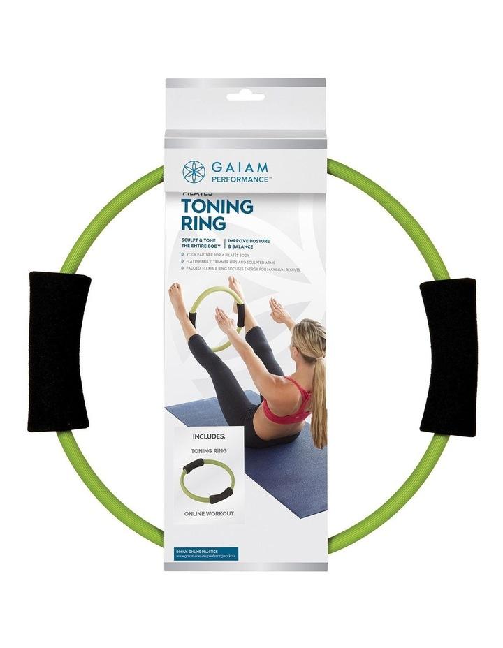 Pilates Toning Ring - Green image 3