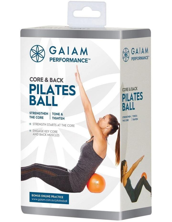 Pilates Ball in Orange image 1
