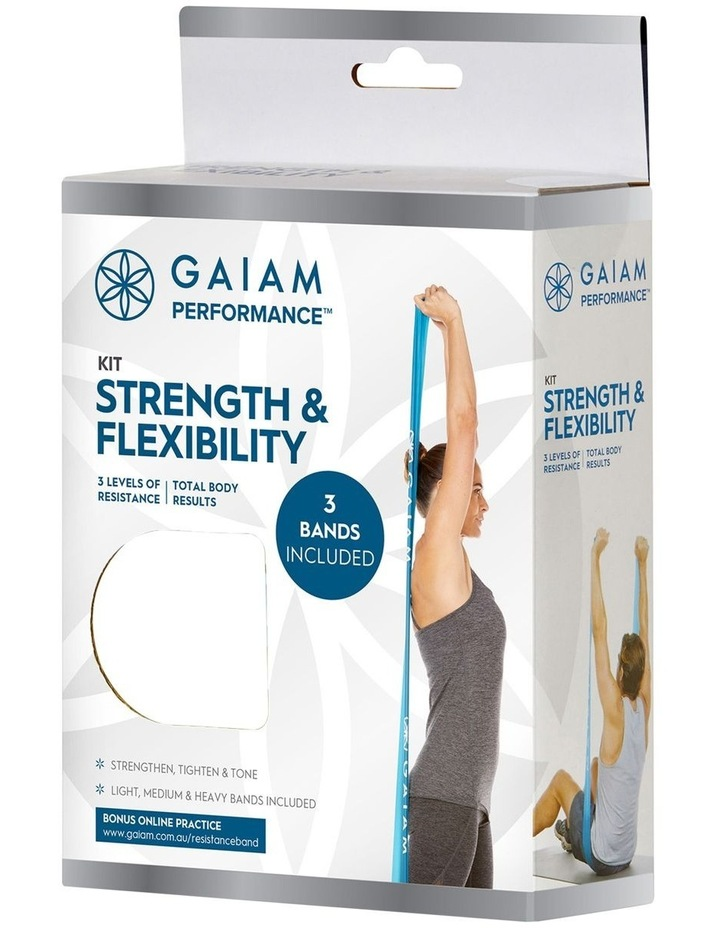 Strength and Flexibility Kit image 1