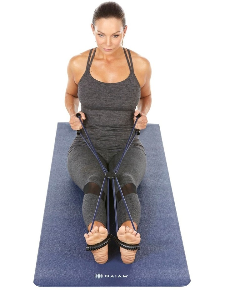 Coreplus Reformer Four Loop Resistance Band in Navy image 5