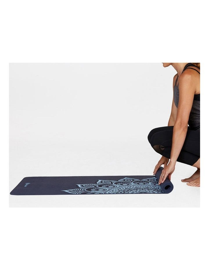 Essential Support 4.5mm Yoga Mat - Blue image 4
