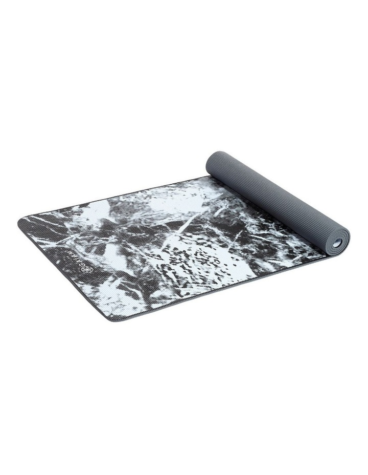 Premium Support 6mm Yoga Mat in Marble image 3