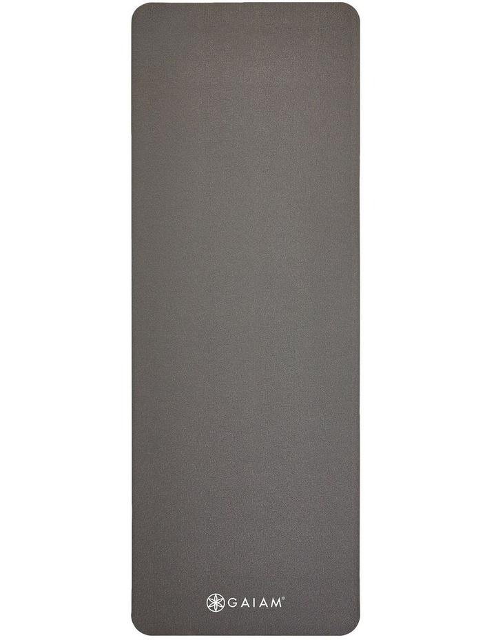 Hi-Density Floor/Pilates 5mm Mat in Grey image 2