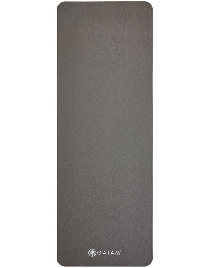 Hi-Density Floor/Pilates 5mm Mat - Grey image 2