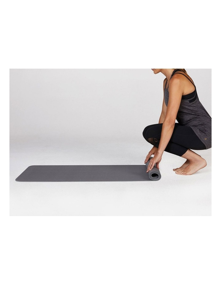 Hi-Density Floor/Pilates 5mm Mat in Grey image 4