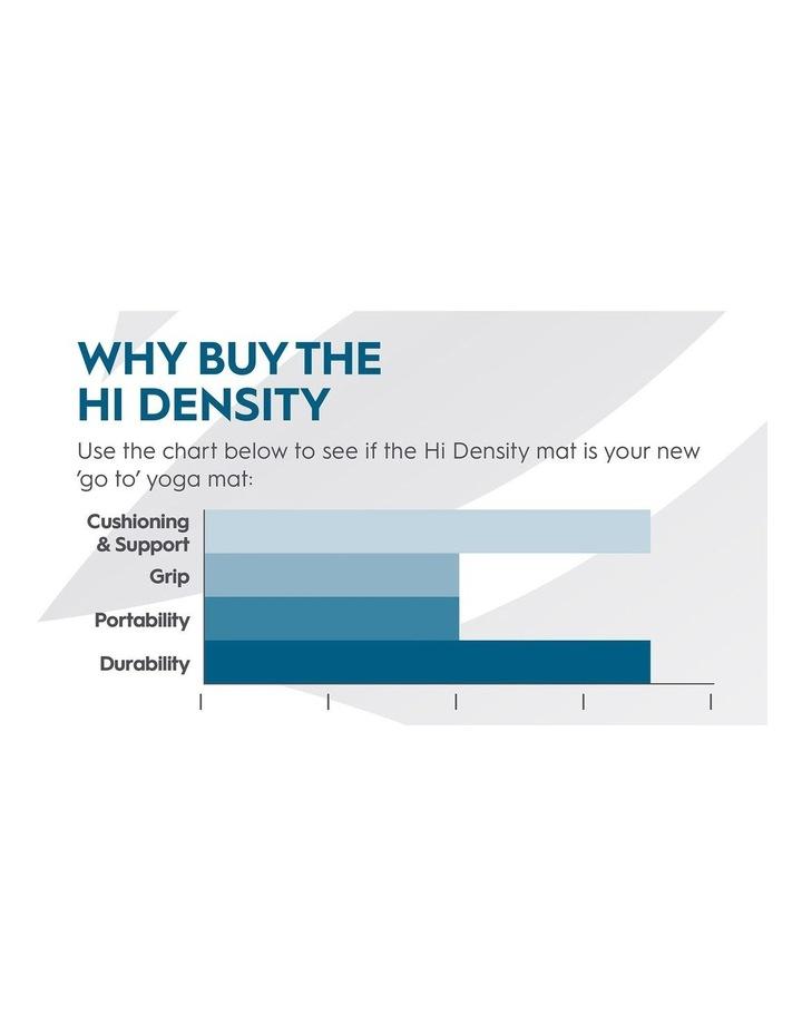 Hi-Density Floor/Pilates 5mm Mat in Grey image 6