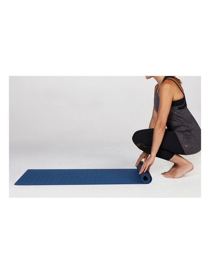 Ultra Sticky 6mm Yoga Mat - Navy image 4