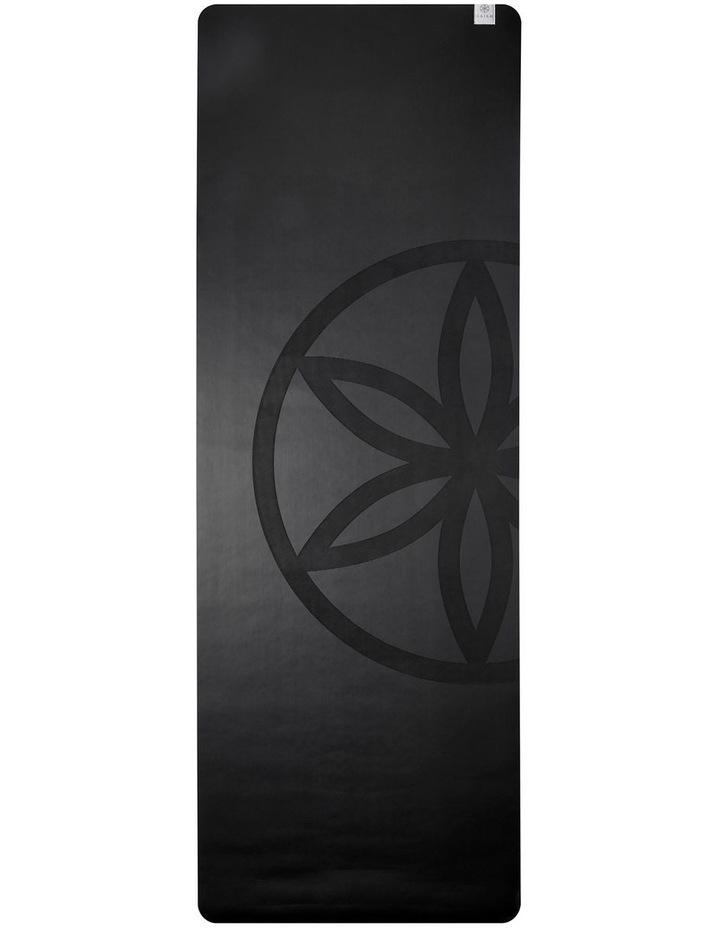Dry Grip 4mm Yoga Mat - Black image 2