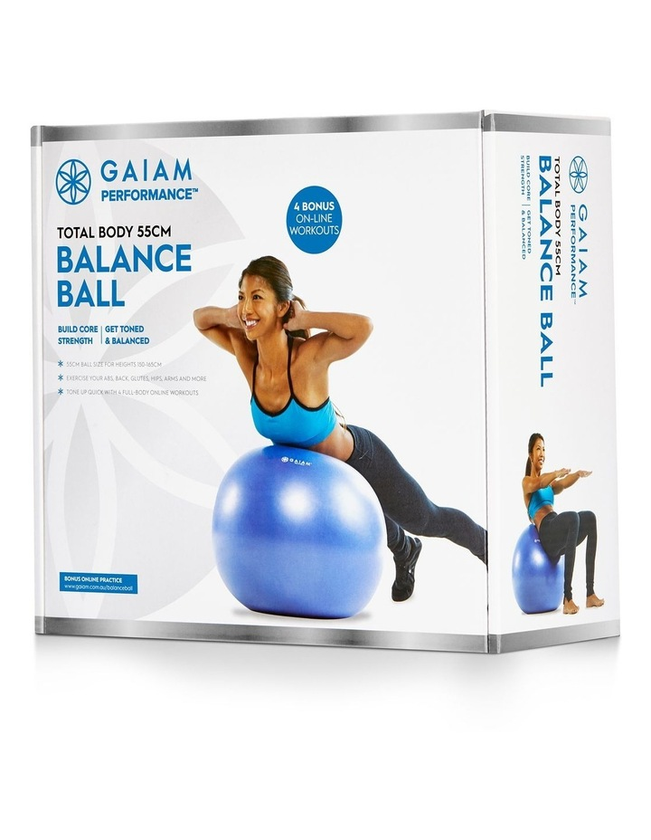 Balanceball Kit 55cm - Purple image 1