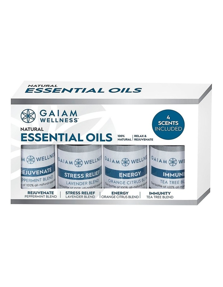 All Natural Essential Oils Set of 4 10ml image 1