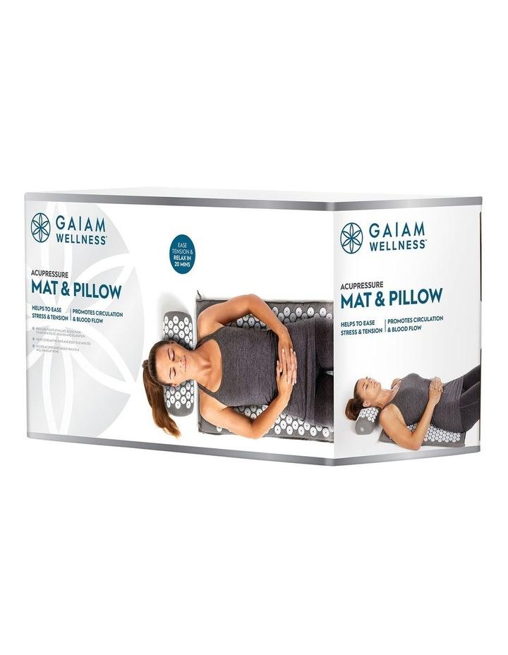 Accupressure Mat & Pillow image 1