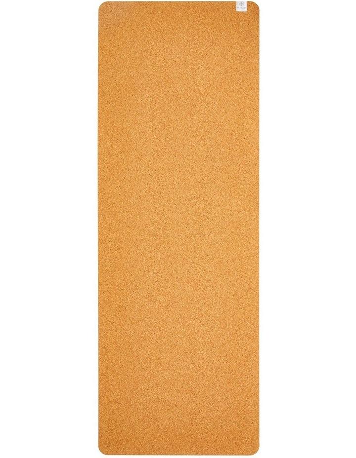 Earthsaver 3mm Yoga Mat - Cork/Tan image 2