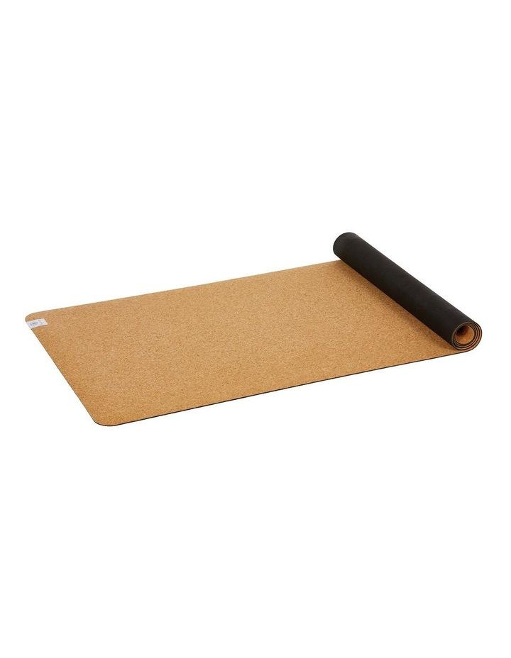Earthsaver 3mm Yoga Mat - Cork/Tan image 3