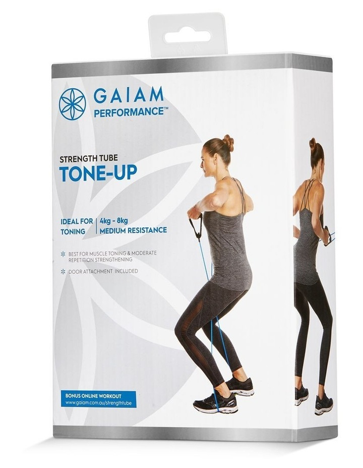 Tone Up Strength Tube in Blue image 1