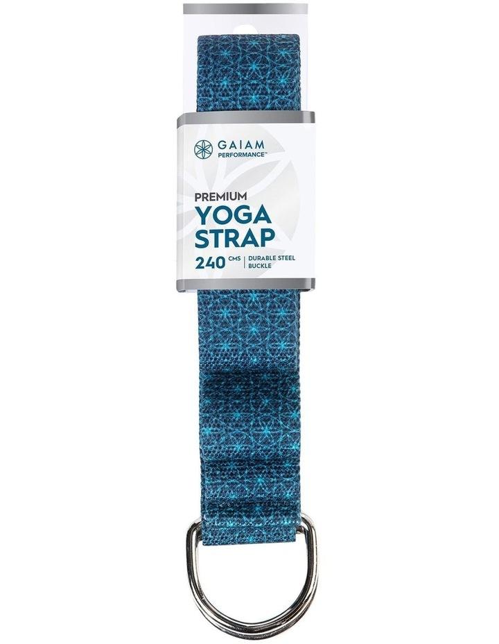 Premium 240x3.5cm Yoga Strap image 1