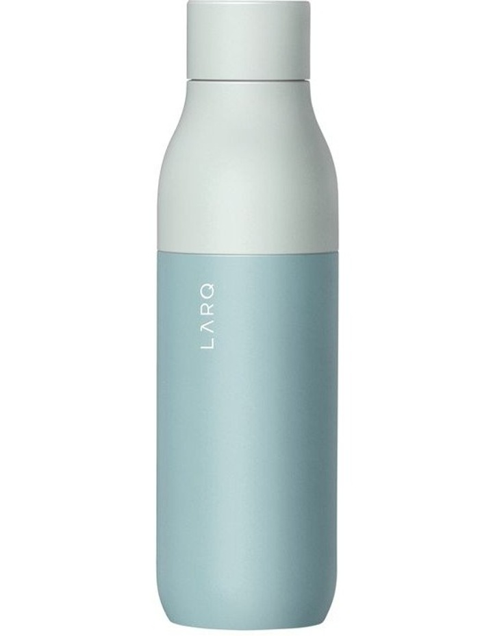 Purifying Water Bottle 500ml - Seaside Mint image 1