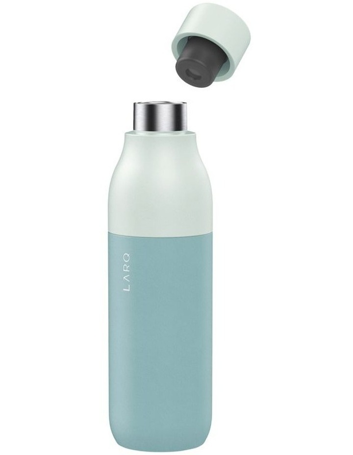 Purifying Water Bottle 500ml - Seaside Mint image 2