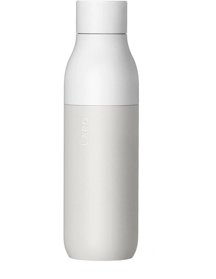 Purifying Water Bottle 740ml - Granite White image 1